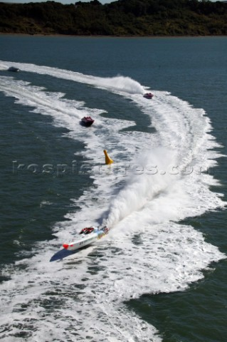 Gillette Mach 3 Powerboat P1 British Grand Prix 2005
