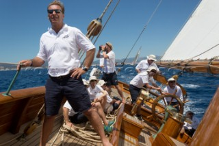 Onboard Naema, Superyacht Cup Palma 2016