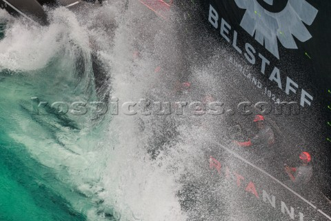181220  Auckland NZL36th Americas Cup presented by PradaRace Day 2Ineos Team UK